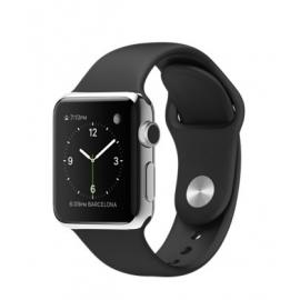 Sport pásek pro Apple Watch 38mm - černý