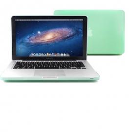 """Obal na MacBook Pro 13.3"""" Mentolový pogumovaný"""