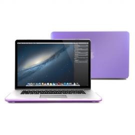 "Obal na MacBook Pro Retina 13"" Fialový Pogumovaný"