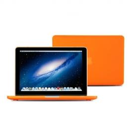"""Obal na MacBook Pro Retina 13"""" Oranžový Pogumovaný"""