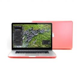 """Obal na MacBook Pro Retina 13"""" Růžový Pogumovaný"""