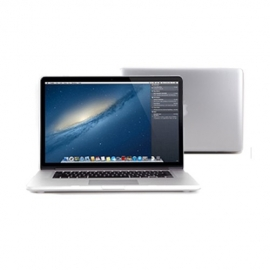 """Obal na MacBook Pro Retina 13"""" Transparentní Pogumovaný"""