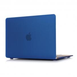 """Obal na MacBook 12"""" Tmavě modrý Pogumovaný"""