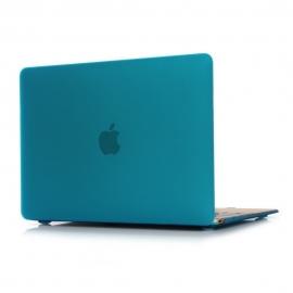 """Obal na MacBook 12"""" Světle modrý Pogumovaný"""