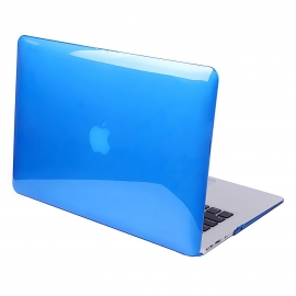 "Obal na MacBook Air 13.3"" Tmavě Modrý Lesklý"