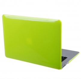 """Obal na MacBook Air 13"""" Neonově Žlutý Lesklý"""