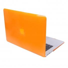 """Obal na MacBook Air 13.3"""" Oranžový Lesklý"""