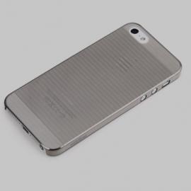 Obal / Kryt na iPhone 5 / 5S Rock - černý