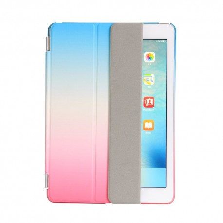 Obal / pouzdro tzv. smart case na iPad Air - rainbow (duha)