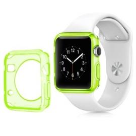Sport pásek pro Apple Watch 42mm - zelený