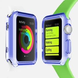 Obal / kryt na Apple Watch 42mm - tmavě modrý