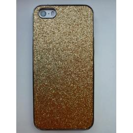 Obal / kryt na iPhone 5 / 5S Zlatý