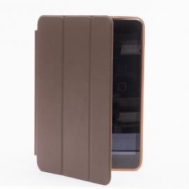 Obal / pouzdro tzv. smart case na iPad mini 1/2/3 - tmavě hnědá