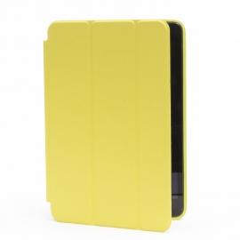 Obal / pouzdro tzv. smart case na iPad mini 1/2/3 - žlutá