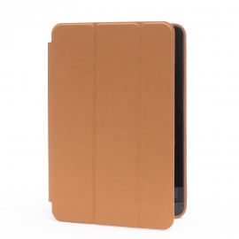 Obal / pouzdro tzv. smart case na iPad Air - hnědá