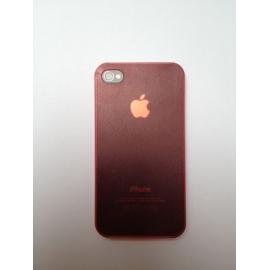 Zadní kryt na iPhone 4 Červený