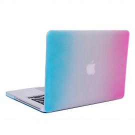"Obal na MacBook Pro 13"" Rainbow (Duha) Pogumovaný"