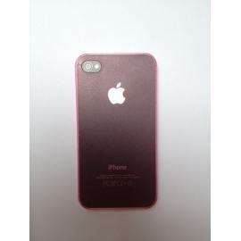 Zadní kryt na iPhone 4 Růžový