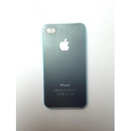 Zadní kryt na iPhone 4 Světle modrý