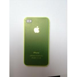 Obal / kryt na iPhone 4 / 4S Zelený