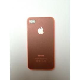 Zadní kryt na iPhone 4 Lososový