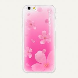 Obal / kryt na iPhone 6 / 6S Aroma Pooding (Růžový Květ)