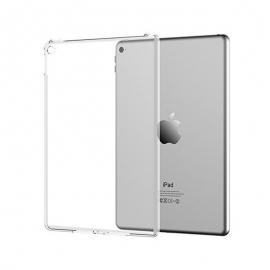 Obal / kryt na iPad mini 4 - gumový / silikonový (průhledný)