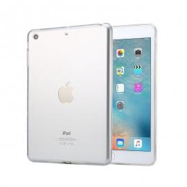 Obal / kryt na iPad mini 1/2/3 - gumový / silikonový (průhledný)