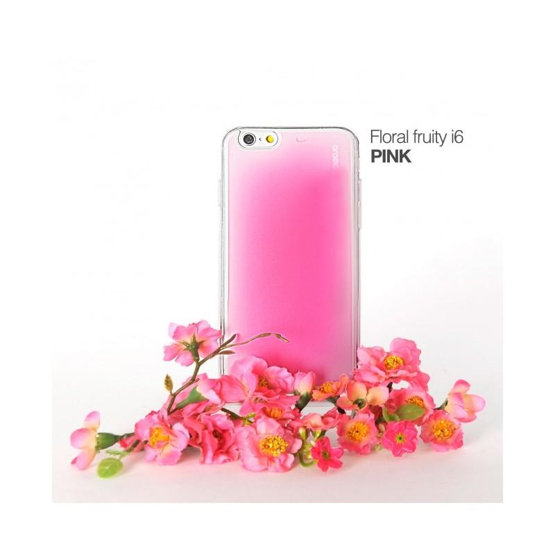 ... Obal   kryt na iPhone 6   6S plus Aroma Pooding (Růžový) ... 686985e07e9