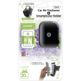 Vonný držák na iPhone do auta - Levandule