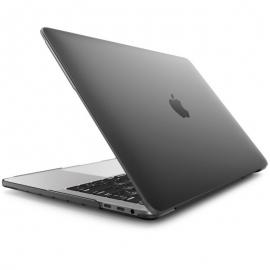 """Obal na MacBook Pro 2016 13"""" Černý Pogumovaný"""