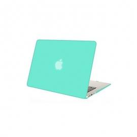 """Obal na MacBook Air 13"""" Tyrkysový pogumovaný"""