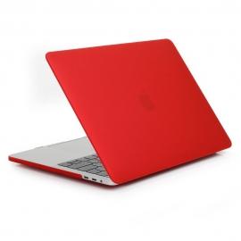 "Obal na MacBook Pro 2016 13"" Červený Pogumovaný"