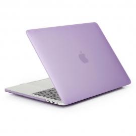 """Obal na MacBook Pro 2016 13"""" Fialový Pogumovaný"""