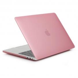 """Obal na MacBook Pro 2016 13"""" Růžový Pogumovaný"""