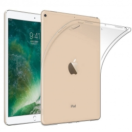 """Obal / pouzdro tzv. smart case na iPad Pro 2017 10,5"""" - gumový / silikonový (průhledný)"""