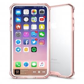Obal / kryt na iPhone X - růžový