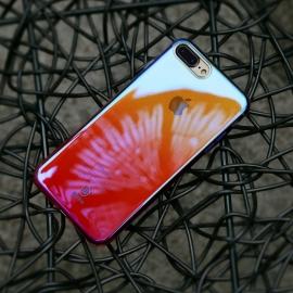 Obal / kryt na iPhone 7 / 8 Baseus - olejová růžová
