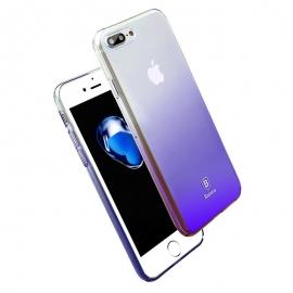 Obal / kryt na iPhone 6 / 6S Baseus - olejová černá