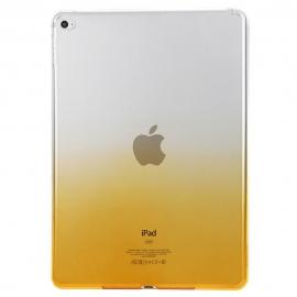 Obal / kryt na iPad 2/3/4 - gumový / silikonový žlutý