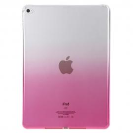 Obal / kryt na iPad 2/3/4 - gumový / silikonový růžový