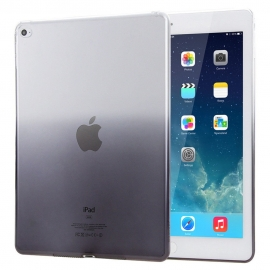 Obal / pouzdro tzv. smart case na iPad 2017 (5. generace) - gumový / silikonový - černý