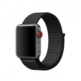 Pletený pásek  pro Apple Watch 38/40mm černý