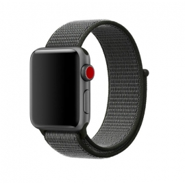 Pletený pásek  pro Apple Watch 38/40mm Khaki zelený