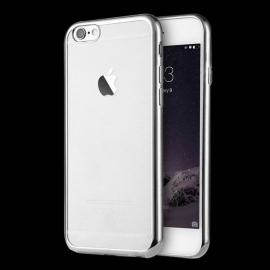 Obal / kryt na iPhone 7/8 Silver (stříbrný)