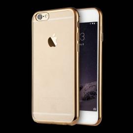 Obal / kryt na iPhone 7/8 plus  Champagne Gold (zlatý)