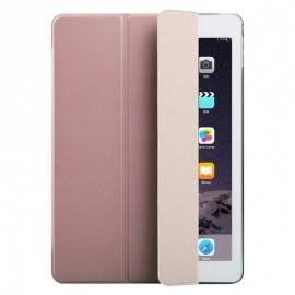Obal / pouzdro tzv. smart case na iPad Air 2 - rose gold (růžová)