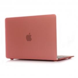 """MacBook 11"""" Obal  Růžový Pogumovaný"""