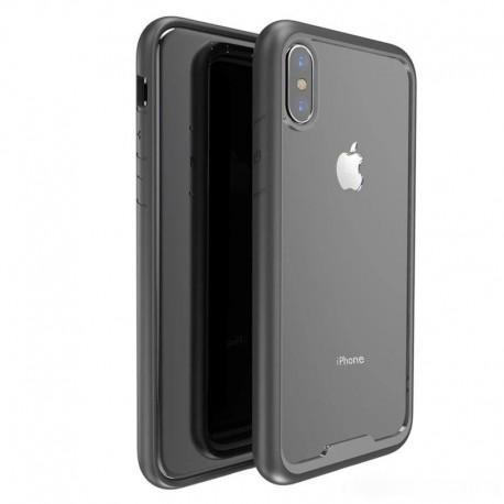 Obal / kryt na iPhone X - černý