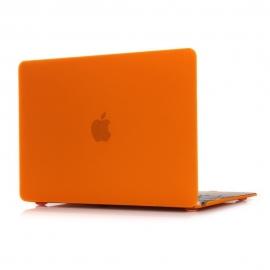 """MacBook Air 13.3"""" Obal Oranžový Pogumovaný"""